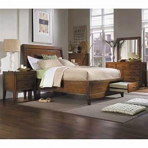 Tamarindo Queen Storage Bed 801 QBED HM801 QBED