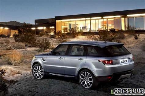 Range Rover Sport 20192020  New Cars  Price, Photo
