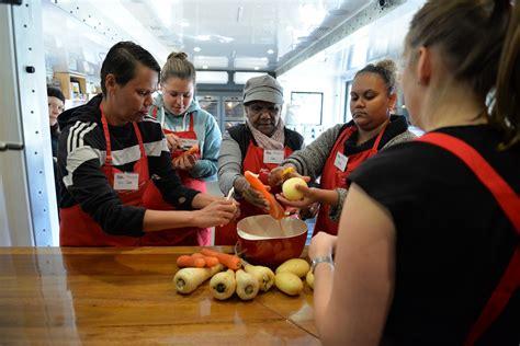 jamies ministry  food rolls  indigenous australia