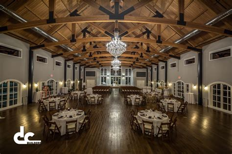 Wedding Barn & Event Venue Builders