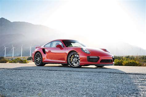 2017 Porsche 911 Turbo S First Test Review
