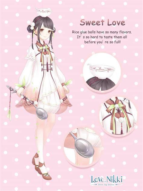 sweet love love nikki dress  queen wiki fandom