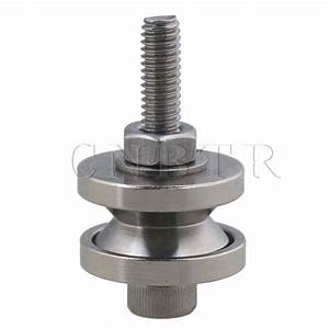 Cnbtr Hl1011 M4 Aluminum Steel Guide Wire Wheel For
