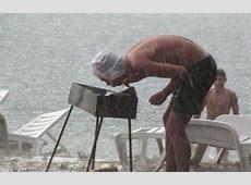 Une grillade sous la pluie ? GRILLADEUR