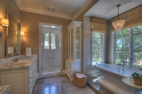 Hanging Lights In Living Room by French Provincial Traditional Bathroom Sacramento