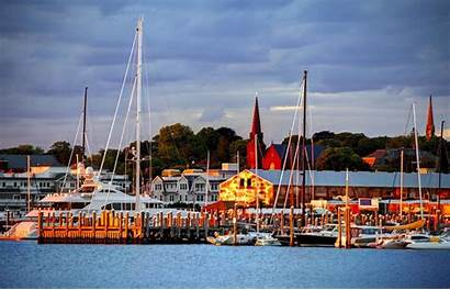 Newport Island Rhode Signs Waterfront Millionaire Probably