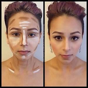 Contour Face Makeup | Dash of Beauty/MUA | Pinterest ...