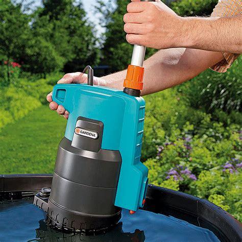 gardena 4000 2 automatic gardena comfort regenfasspumpe 4000 2 automatic bei