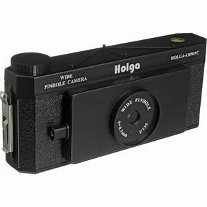 Holga 193120 120 Wide Angle Pinhole Camera 193120 BH Photo