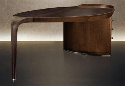 erasmo writing table by giorgetti stylepark