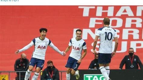 Hasil Liga Inggris : Man United vs Tottenham Skor Akhir 1 ...