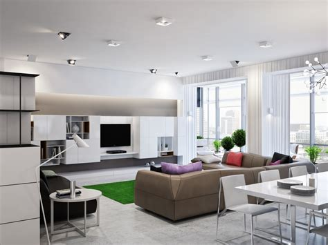 open plan kitchen living room ideas neutral open plan living room interior design ideas