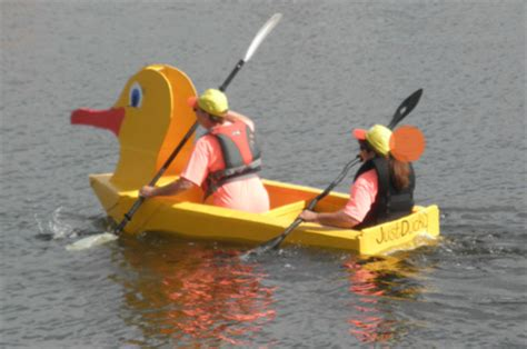 Winning Cardboard Boat Designs by Cardboard Boat Challenge