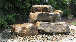 How, To, Build, A, Wonderful, Stone, Fountain, For, Your, Garden
