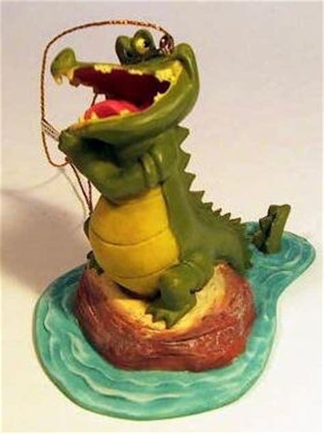 crocodile aka tic toc storybook ornament
