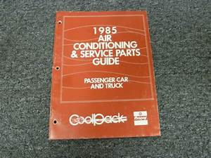 1985 Dodge Ram 150 250 350 Truck Air Conditioning A  C