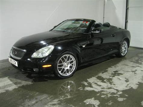 old lexus coupe lexus sc 430 coupe convertible sold 2001 on car and