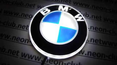 light up car emblems custom bmw emblems hobbiesxstyle