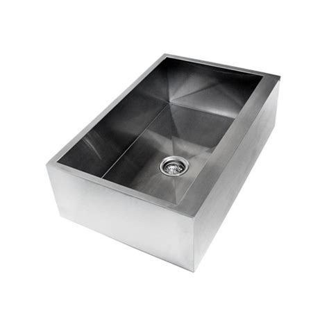 36 Inch Stainless Steel Single Bowl Flat Front Farm Apron. Kitchen Cabinet Door Knob Placement. Lowes Kitchen Cabinets In Stock. Abc Tv Kitchen Cabinet. How To Add Molding To Kitchen Cabinet Doors