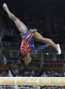 Team USA gymnasts make their first appearance in Rio as ...  Gymnastics