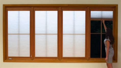 marvin shades  action  ultimate casement window youtube