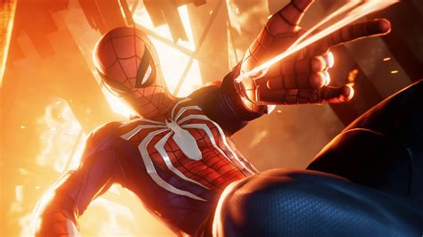2018 Spiderman Ps4 Pro 4k, Hd Games, 4k Wallpapers, Images, Backgrounds, Photos And Pictures
