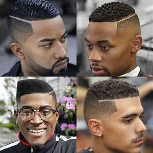 Mixed Race Mens Hairstyles Fade Haircut