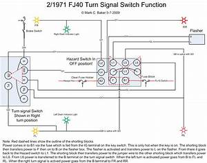 Turn Signal Wiring Diagram 3 Pin Flasher   Turn Signal