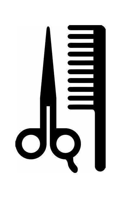 Barber Clipart Pole Tools Barbershop Logos Svg