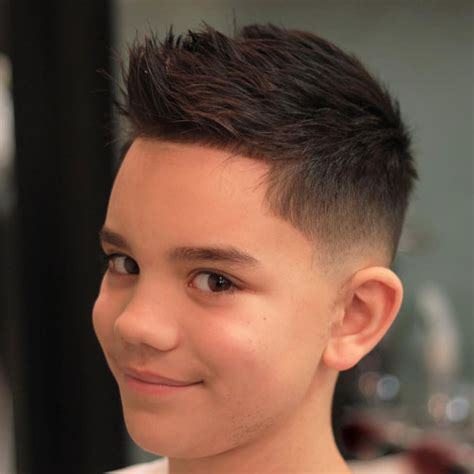 Boys Hairstyles For by 33 Best Boys Fade Haircuts 2019 Guide