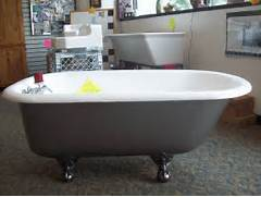 Refinishing A Clawfoot Tub by Refinishing Of Antique Clawfoot Castiron Tub Traditional New York By Po