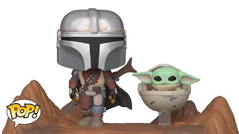 6 NEW Baby Yoda POPs Available for Pre-Order - Edge of the ...