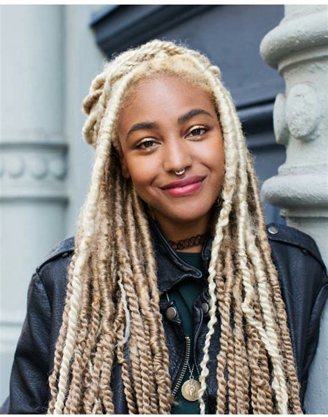 Hairstyles With Marley Twists by Marley Twist Hairstyles And Looks