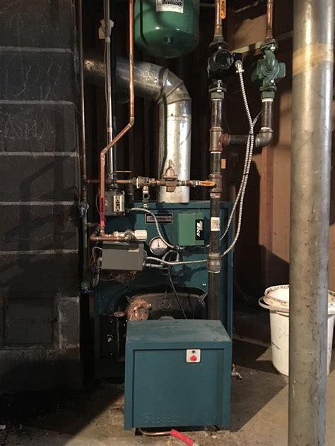 valve water diverter stuck furnace heat oil heating steam doityourself