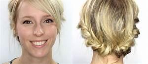 Tuto Coiffure Cheveux Court : tutoriel coiffure cheveux courts et mi longs ~ Melissatoandfro.com Idées de Décoration