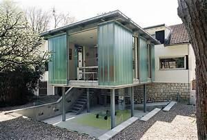 premiere oeuvre 2013 nomine arnaud coutine extension With extension maison en hauteur