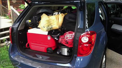 Ford Edge Cargo Space Dimensions  Comments