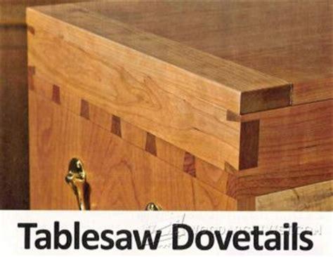 table  dovetail sled woodarchivist