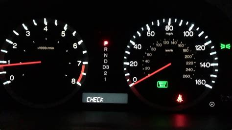 flashing tire pressure light honda accord