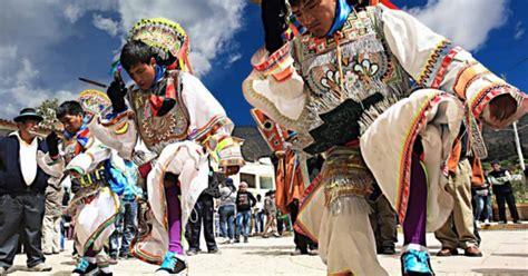 danza de tijeras conoce todo sobre este ancestral ritual