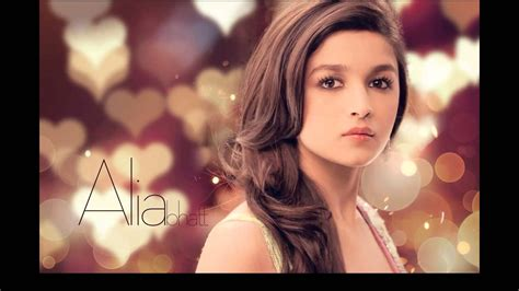 alia bhatt indian bollywood actress hd wallpapers video youtube