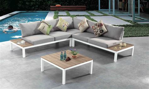 container door  outdoor lounge set