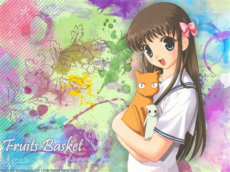 Fruit Basket Anime Wallpaper - fruits basket anime wallpaper 04 imagez only