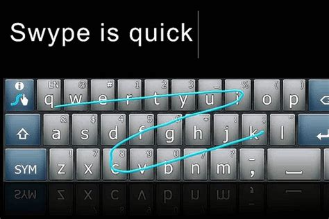 The third generation of the butterfly keyboard on apple's mac laptops was supposed to fix all the problems. A Review of Swype Virtual Keyboard - WSJ