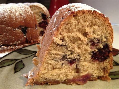 coffee bundt cake blackberry and coffee bundt cake recipe just a