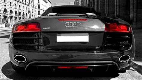 removed  people   license plate number   beautiful audi  wallpaper