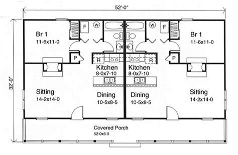 Small Duplex House Plans Simple Duplex House Plans, Duplex
