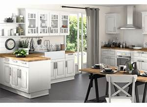 cuisine bistro cuisine With meubles de cuisine lapeyre