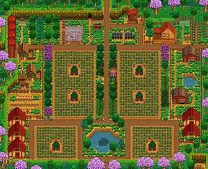 Farm Plan Render
