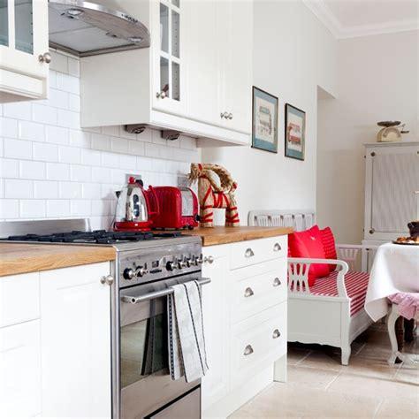 white kitchen with accessories modern white kitchen with accessories housetohome co uk 1841